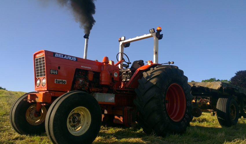 Tractor Turbo Cover : Belarus turbo specs and data