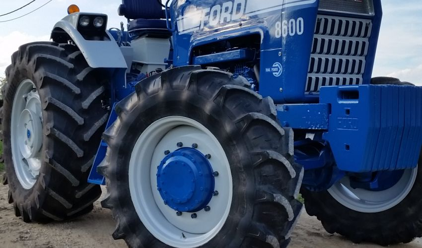 Ford 8600 Tractor Pto Assembly For : Ford specs and data usa