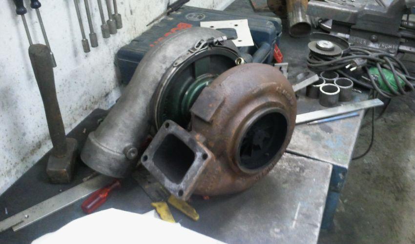 Tractor Turbo Cover : Onderdelen turbo technische daten
