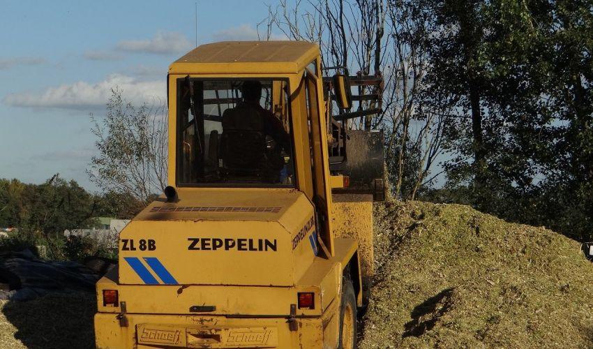 Zeppelin ZL 8 B