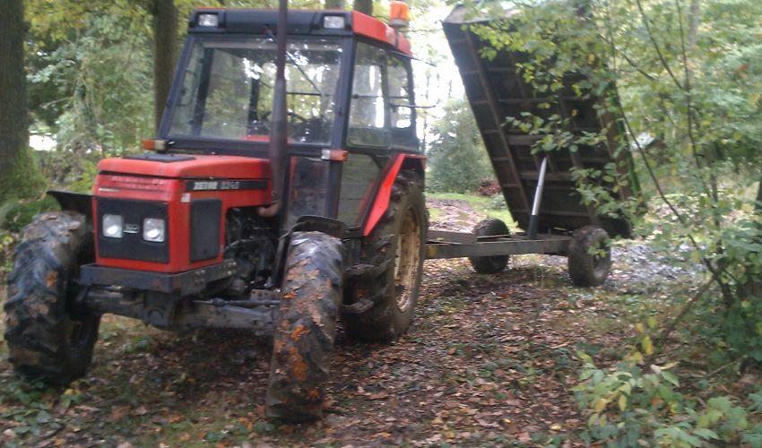 how to change the clutch on d130-06 deutz tractor