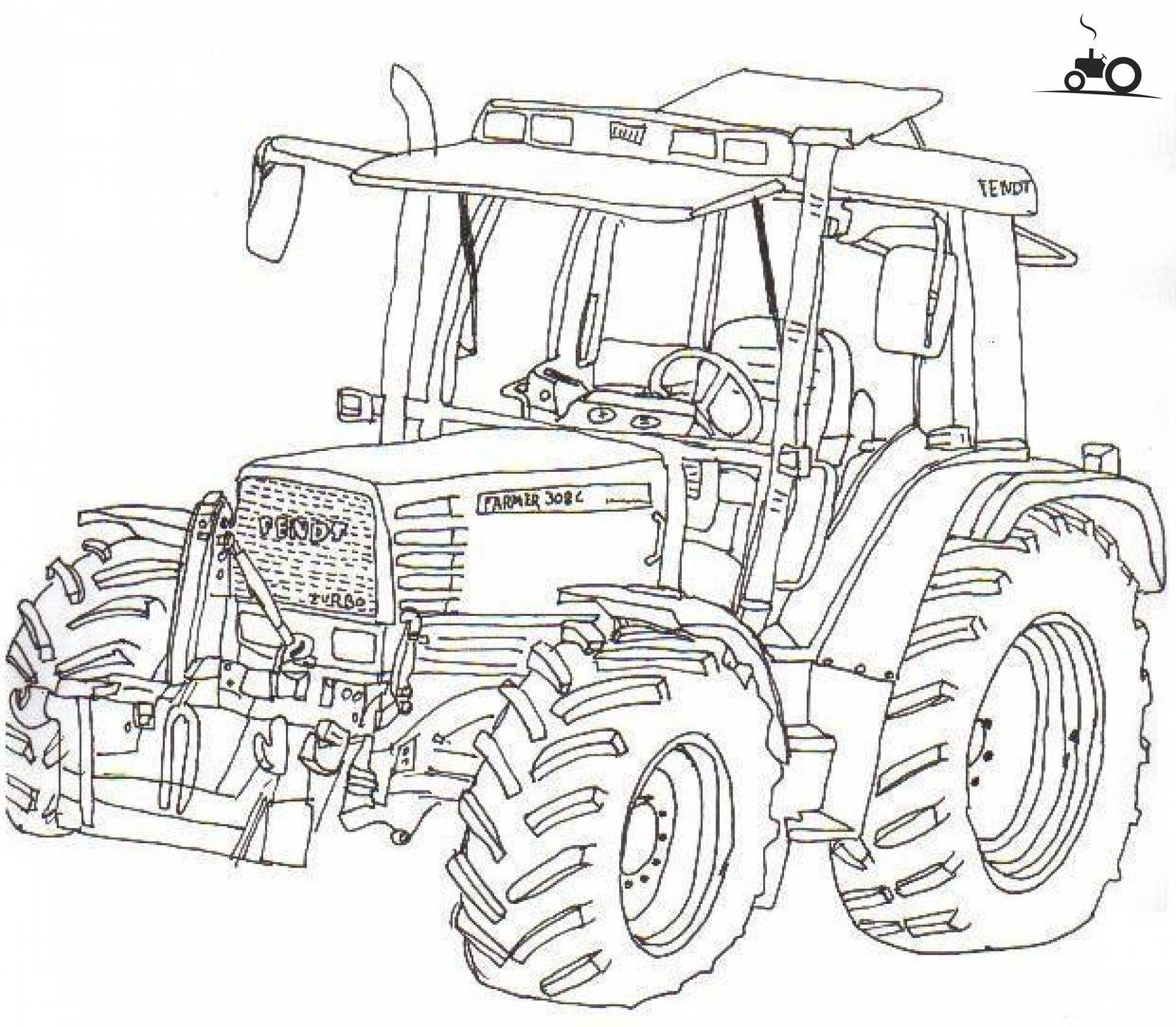 Oben Traktor Malvorlagen Kostenlos 7072291 Seafoodnet Info