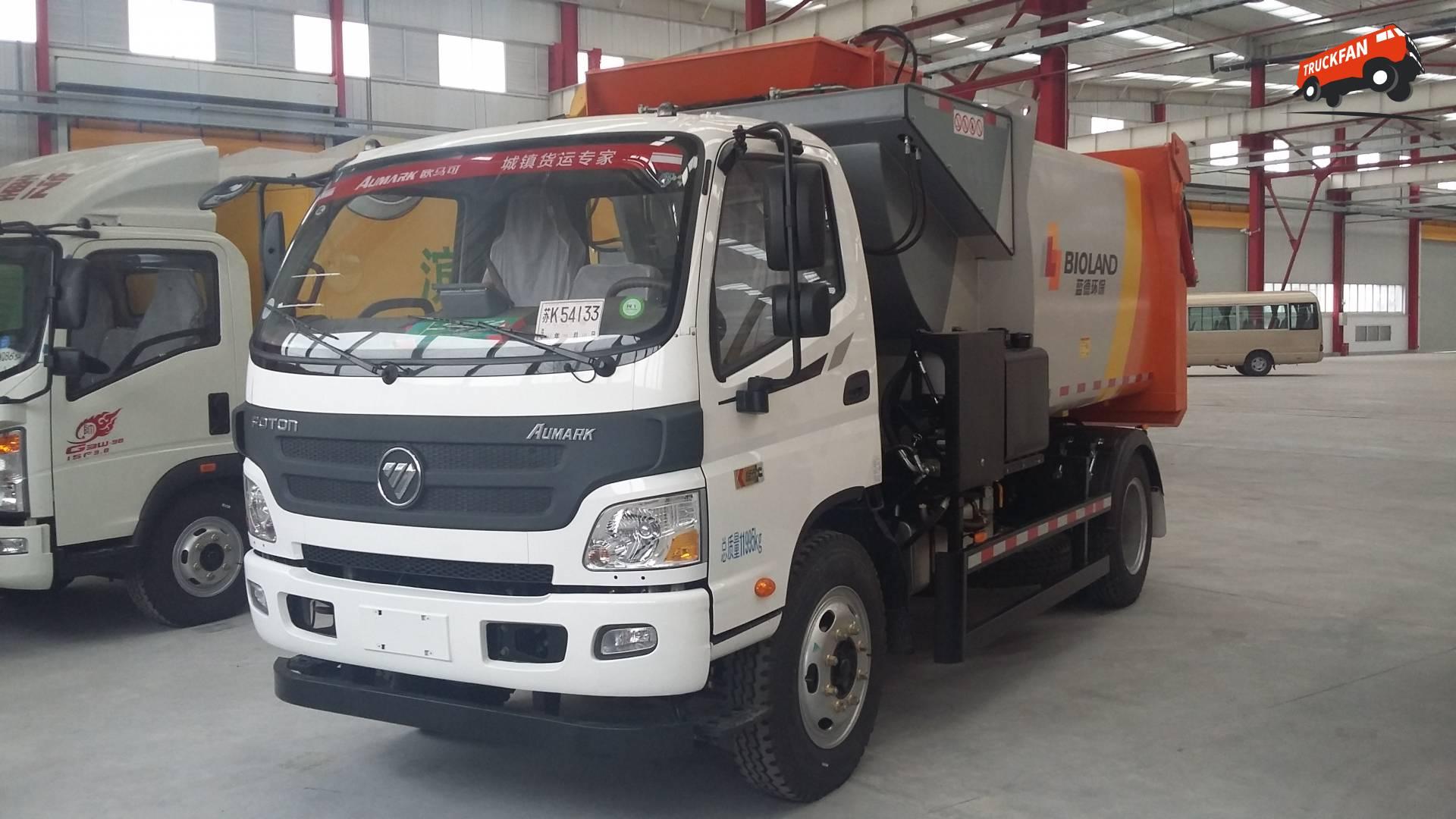 Foton trucks in pakistan 71