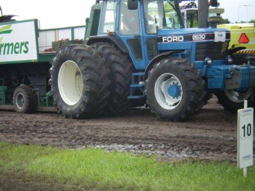 Купить трактор Ford 8630, год 1994, -, по цене 681 860 ₽ в ...