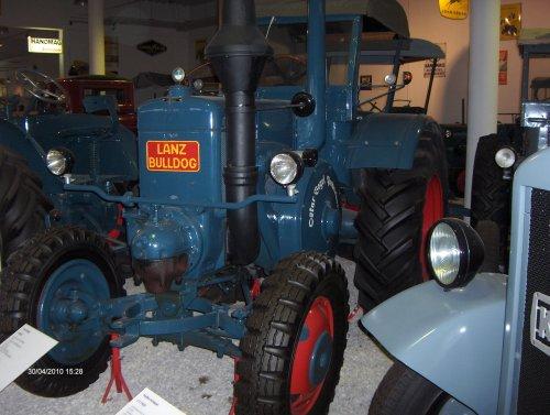 """Тракторы №131 - D 7506 """"Бульдог"""""""