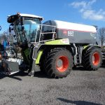 Claas Xerion Saddle Trac