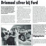 Ford 7810 Silver Jubilee