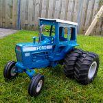 Landbouw miniaturen 1:12 Ford
