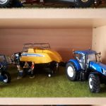 Landbouw miniaturen 1:32 New Holland