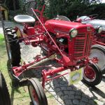 Mc-Cormick Farmall Cub