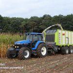 New Holland 8670 A
