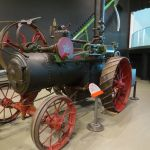 Oldtimers Stoomtractor