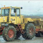 Onbekend Tractor