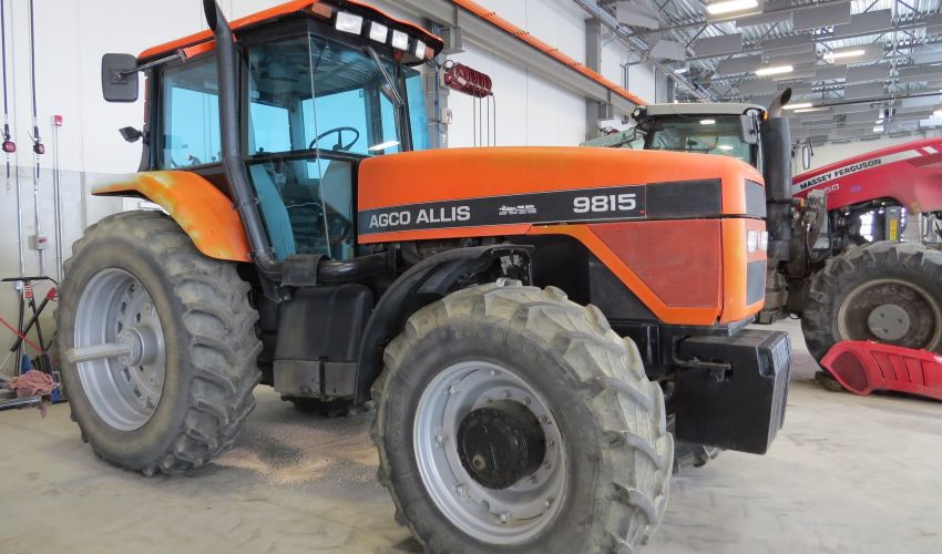 Agco Allis 9815