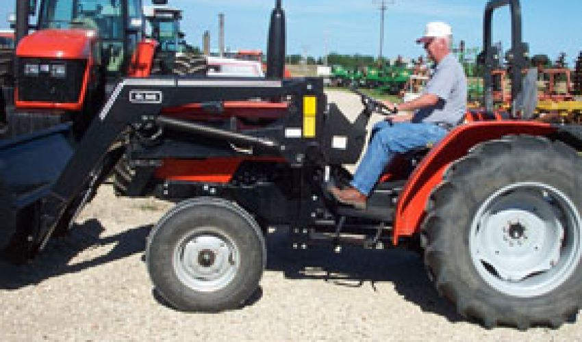 Agco Allis Onbekend