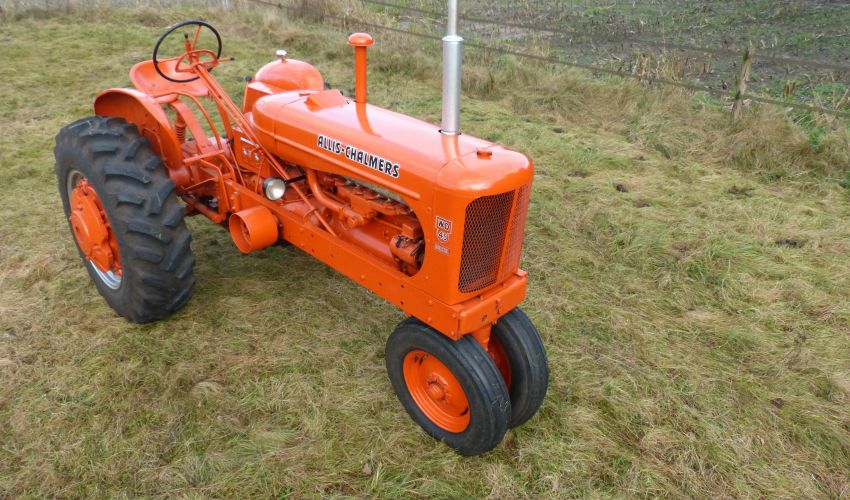 Allis-Chalmers WD 45