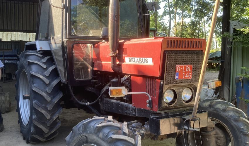 Belarus Ploughmaster