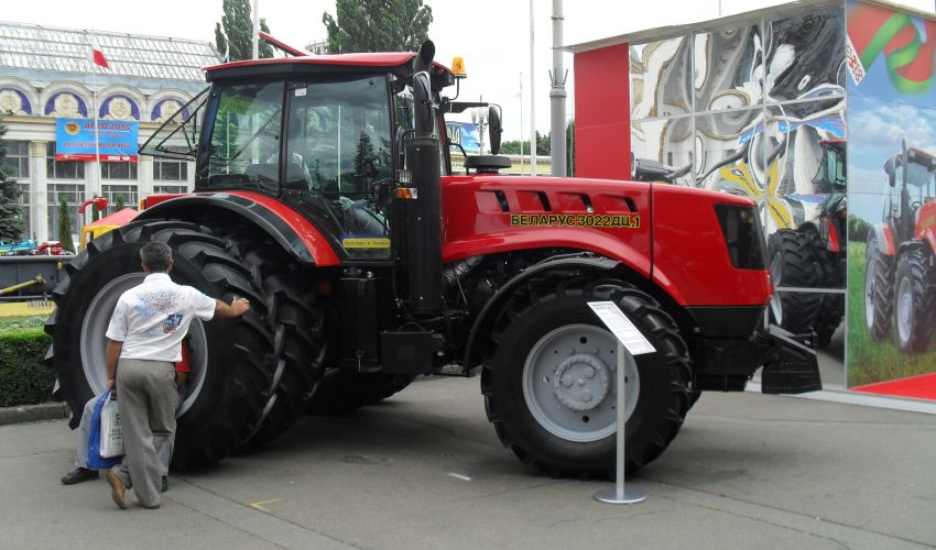Belarus 3022