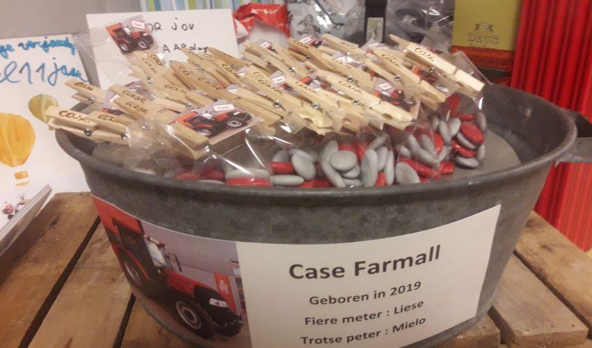 Case IH Farmall 75A