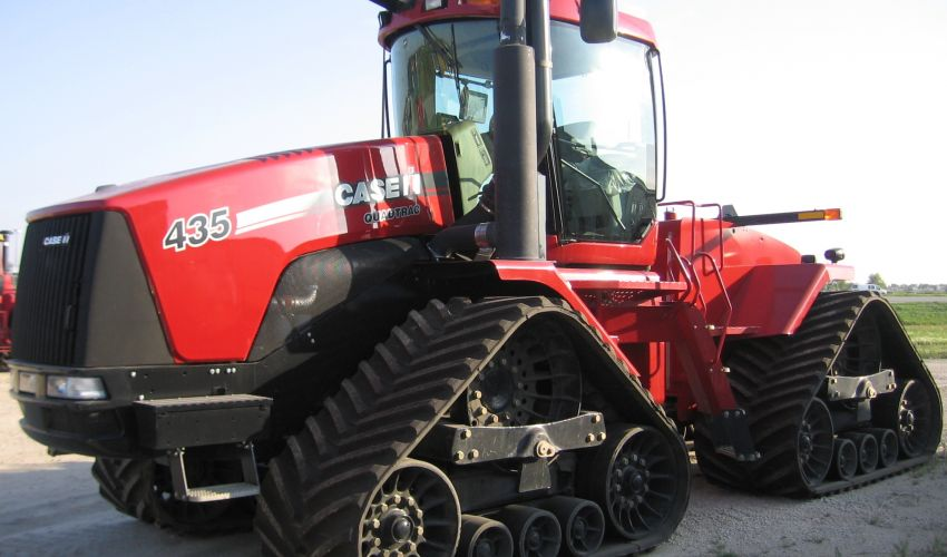 Case IH Quadtrac 435