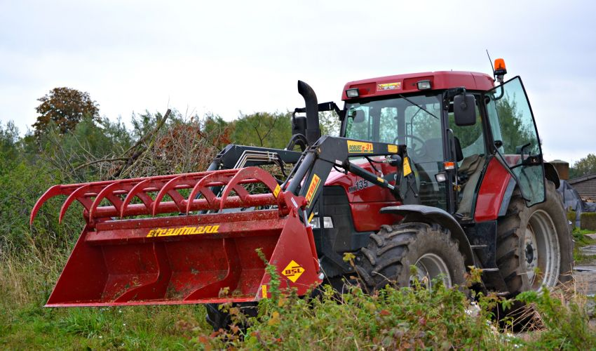 Case IH Maxxum MX 135
