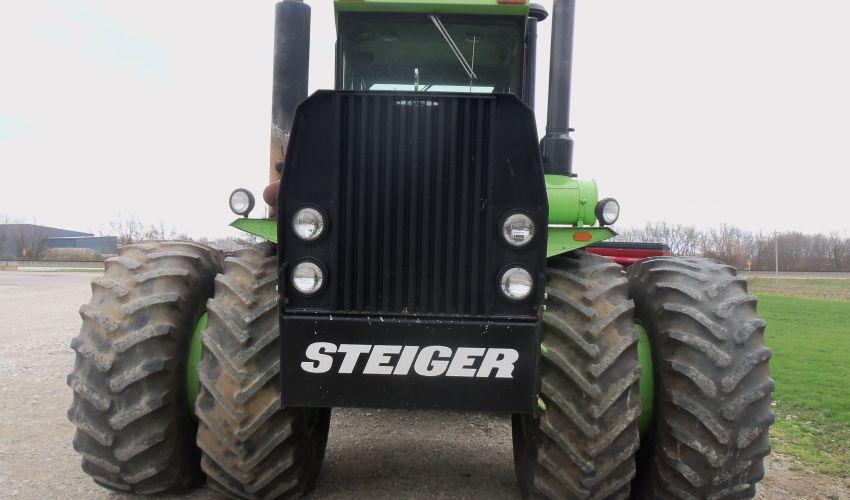 Case IH Steiger 385