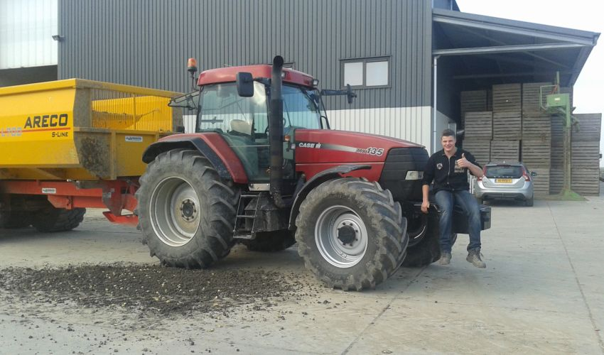 Case IH Sjomp