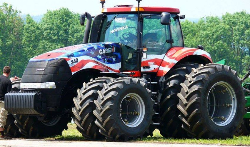 Case IH Magnum 340 Stars and Stripes