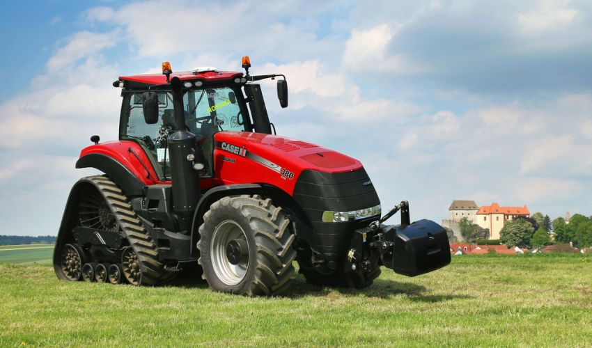 Case IH Rowtrac-serie
