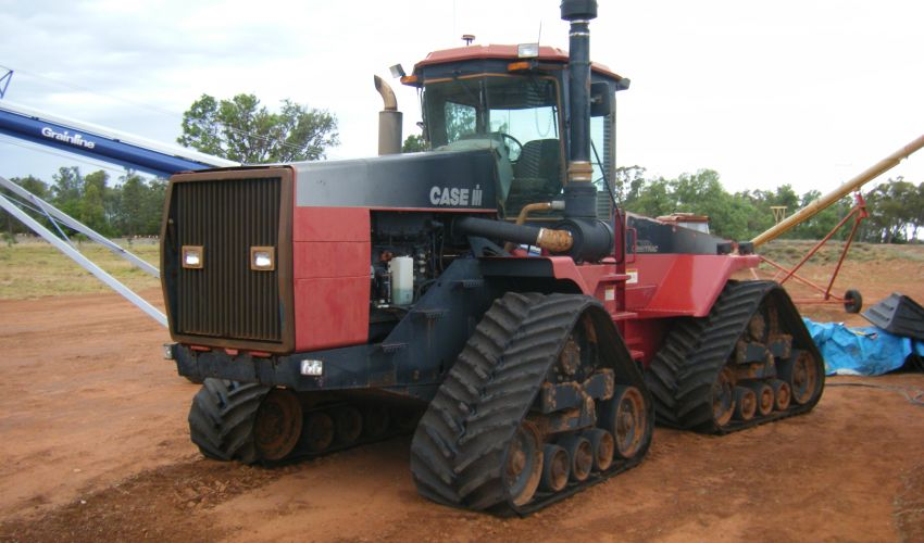 Case IH Quadtrac 9370