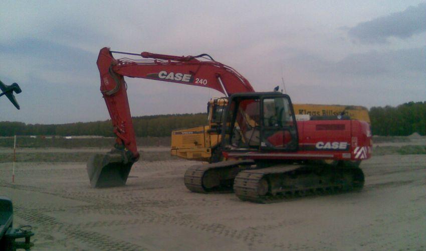 Case CX 240