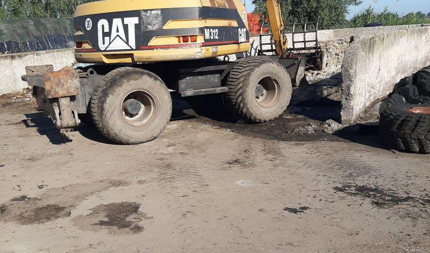 Cat M312