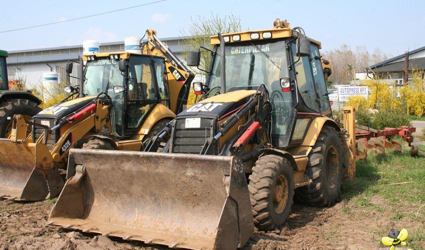Cat 432E