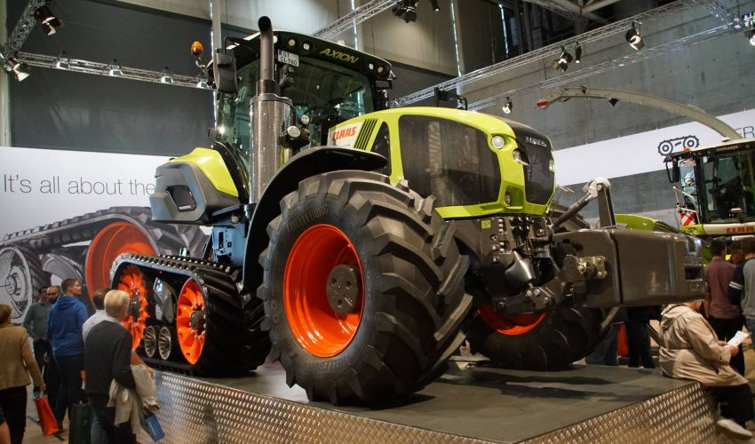Claas Axion 960