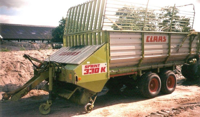 Claas Sprint 330 K