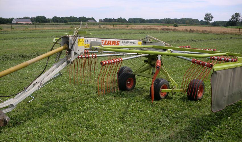 Claas Liner 470 T