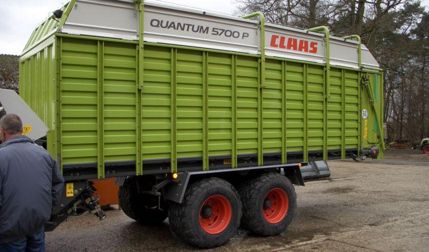 Claas Quantum 5700 P