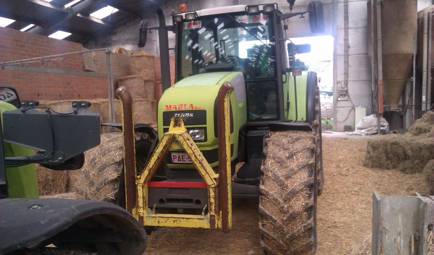 Claas Ares 710 RZ