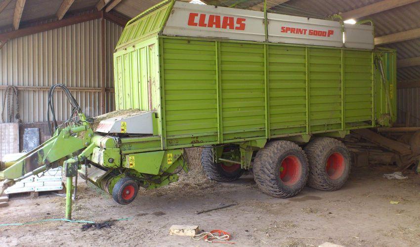 Claas Sprint 5000P