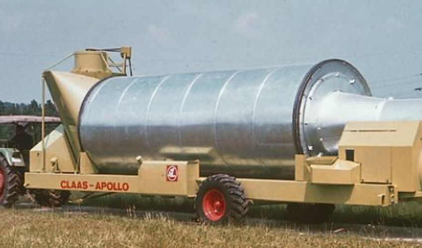 Claas Apollo