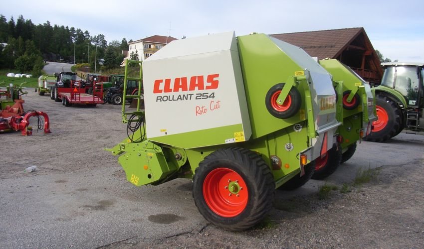 Claas Rollant 254