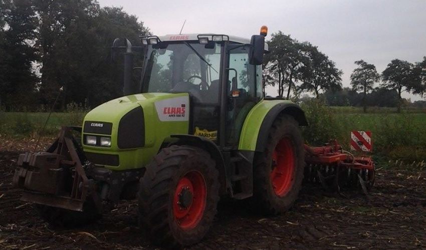 Claas Ares 546 RZ