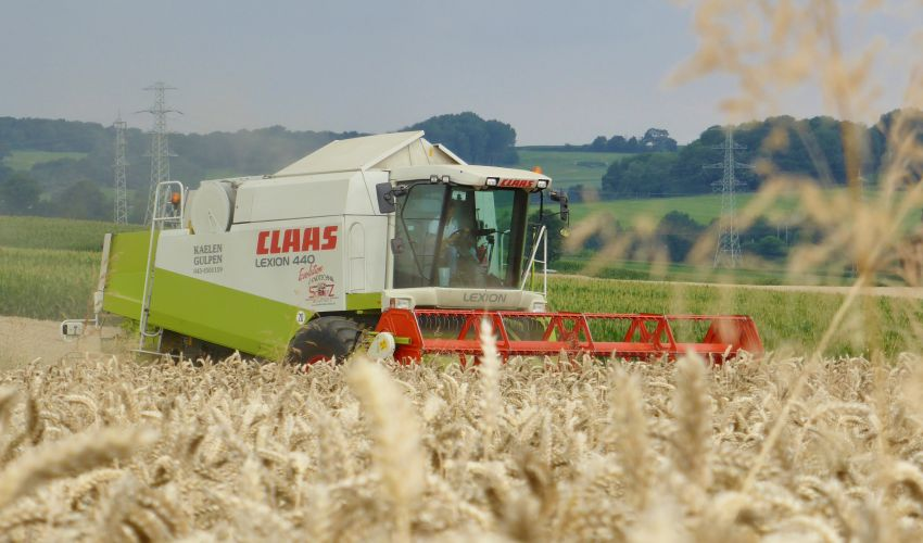 Claas Lexion 440 Evolution