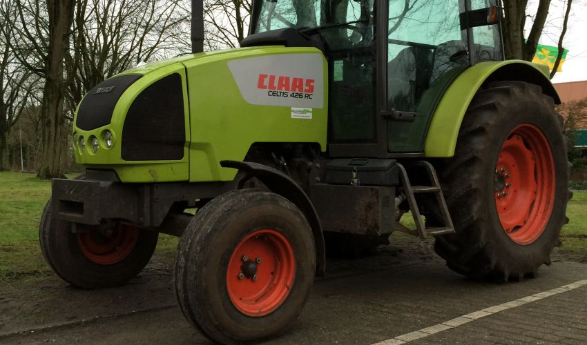 Claas Celtis 426RC