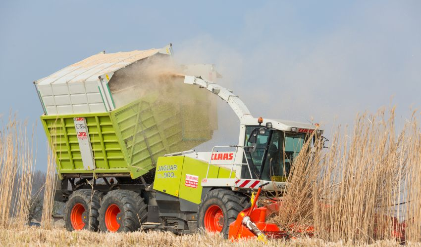 Claas Jaguar Field Shuttle