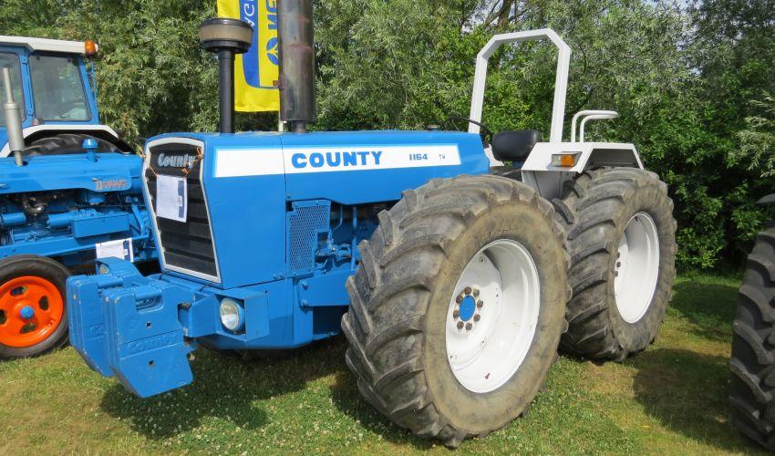 County 1164 TW