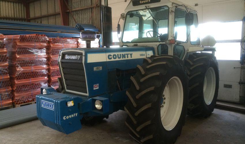 County 1184TW