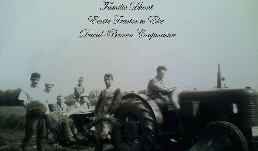 David Brown Cropmaster Diesel