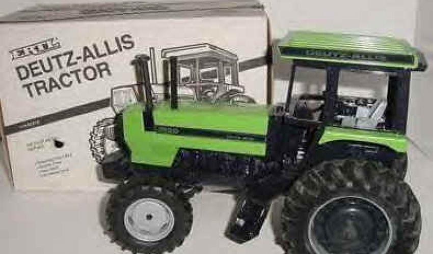 Landbouw miniaturen 1:16 Deutz-Allis