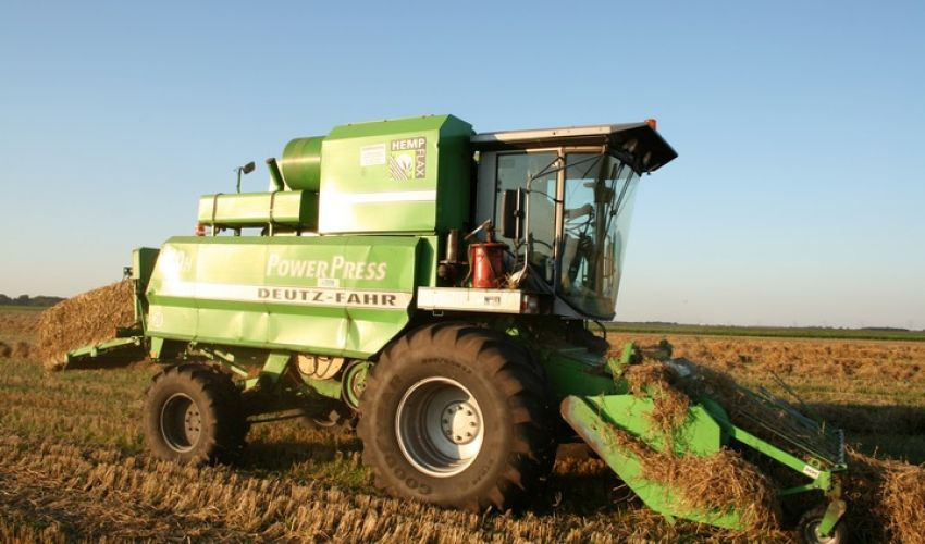 Deutz-Fahr Powerpress 120 H